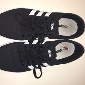 Adidas men shoes black
